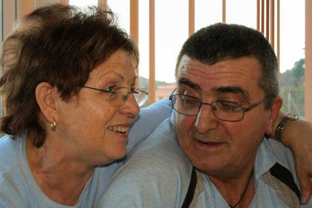 Vicente y Tere